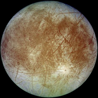 Europa. Source: NASA/JPL/DLR
