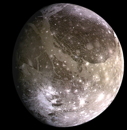 Ganymede Source: NASA/JPL/DLR