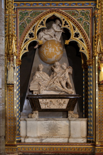 Newton-monument