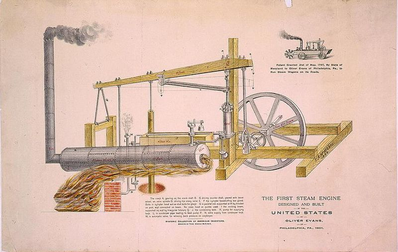 Evans_Steam_Engine