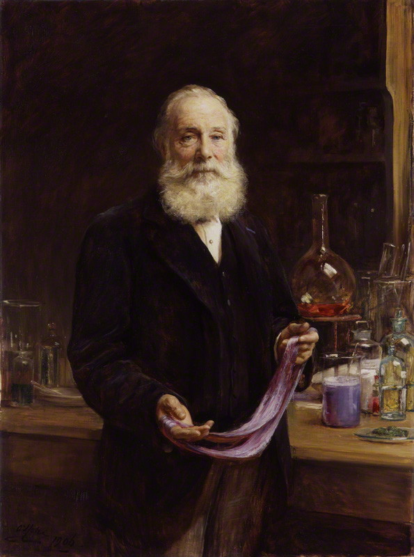 by Sir Arthur Stockdale Cope, oil on canvas, 1906